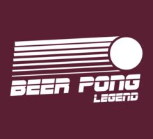 Beer Pong Legend Vintage Shirt by 785Tees