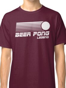 Beer Pong Legend Vintage Shirt Classic T-Shirt