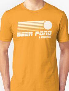 Beer Pong Legend Vintage Shirt T-Shirt