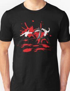Sword Fight Graphic Shirt T-Shirt