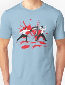 Sword Fight Graphic Shirt Unisex T-Shirt
