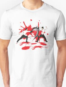 Sword Fight Graphic Shirt T-Shirt