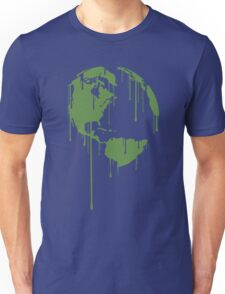 One Earth Graphic Shirt Unisex T-Shirt