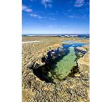 Lonsdale Low Tide Photographic Print