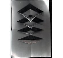 Paper, Folding and Scissors Photographic Print