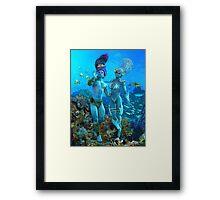 Sea Elves Framed Print