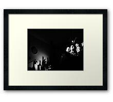 New Year Gaze Framed Print