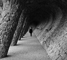 Archway by Vahid Meskoob