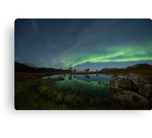 Aurora Polaris -1 Canvas Print