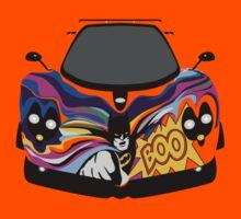 Pagani Zonda Bat Mobile by 3pedaldriving