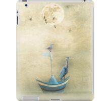 Sailing by the Moon iPad Case/Skin