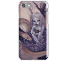 snake child iPhone Case/Skin