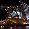 Error Msg Sails - Sydney Vivid Festival - Sydney Opera House by Bryan Freeman