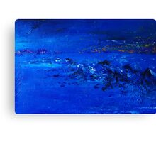 New Zealand by night Canvas Print