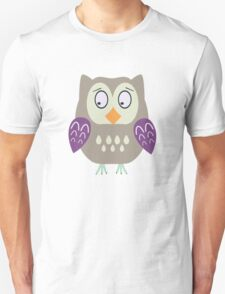 Sad  owl  Unisex T-Shirt