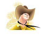 cowboy by matticchio