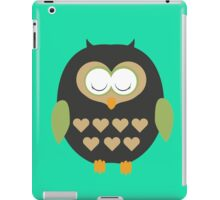 Sleeping owl  iPad Case/Skin