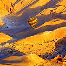 Over the Wondrous Valley of the Kings by Brian Bo Mei