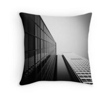 The Mirror World Throw Pillow