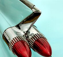 1959 Cadillac, Some Fin And Bullets by SuddenJim