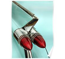 1959 Cadillac, Some Fin And Bullets Poster