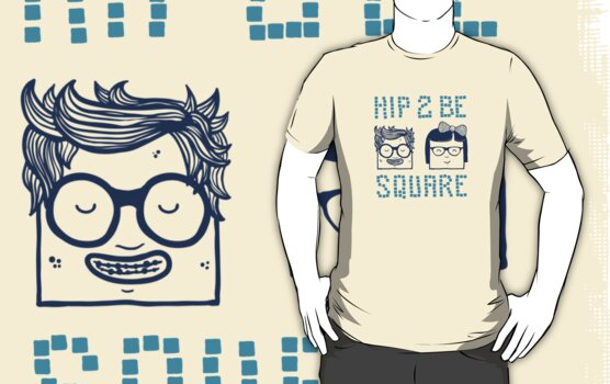 Hip 2 Be Square by creativepanic