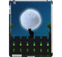 Cat in the Moonlight iPad Case/Skin