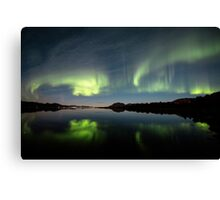 Aurora Polaris 2 Canvas Print