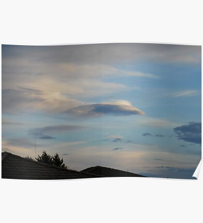 Enthralled Sky Poster