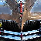 1941 Studebaker  Commander Coupe by Debbie Robbins