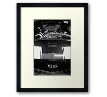Camaro SS Framed Print