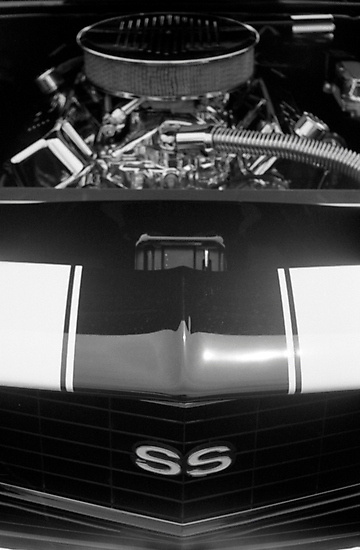 Camaro SS by AnalogSoulPhoto