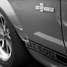 Mustang GT 500 &quot;Eleanor&quot; by AnalogSoulPhoto