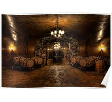 Karma Winery Cave Poster
