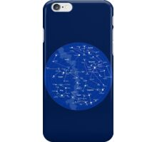 Superheroes Constellations iPhone Case/Skin
