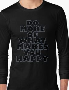 DOMORE 2 Long Sleeve T-Shirt