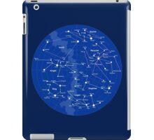 Superheroes Constellations iPad Case/Skin