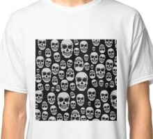 Wall Of Skulls Classic T-Shirt