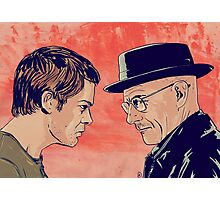 Dexter and Walter Photographic Print