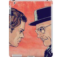 Dexter and Walter iPad Case/Skin