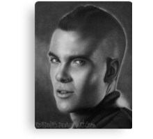 Mark Salling - Puck from Glee Canvas Print