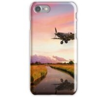 Spitfires Return iPhone Case/Skin