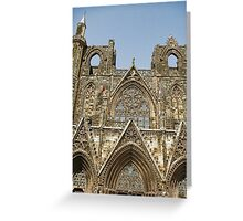 Gothic style! Greeting Card