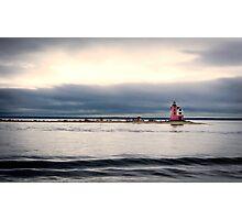 Mackinac Island Lighthouse Photographic Print