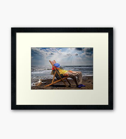 Sleeper Framed Print