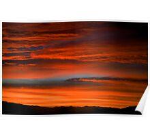 Nevada Skies Poster