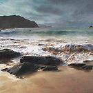 Clogher Strand  by Paul Woods
