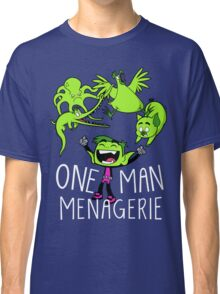 One Man Menagerie Classic T-Shirt