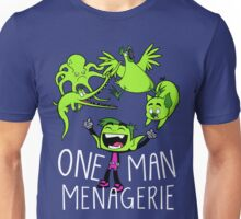 One Man Menagerie Unisex T-Shirt