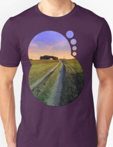 Picturesque indian summer scenery | landscape photography Unisex T-Shirt